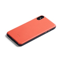 Bellroy Phone Case 1Card iPhone XS Max - Coral
