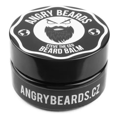 Balzam na bradu Angry Beards - Steve The CEO (50 g)