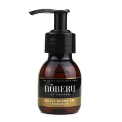 Olej na bradu Noberu - Sandalwood Heavy (60 ml)